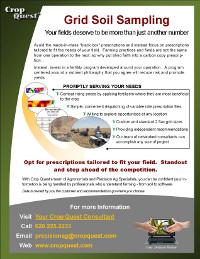 Grid Soil Sampling Flyer