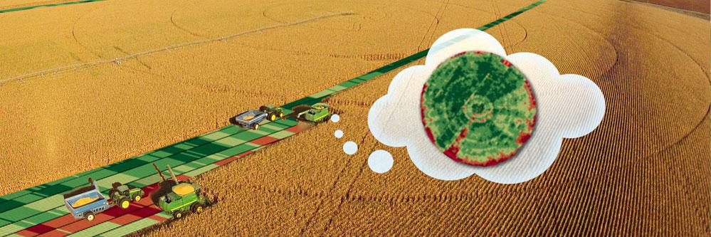 crop yield monitoring
