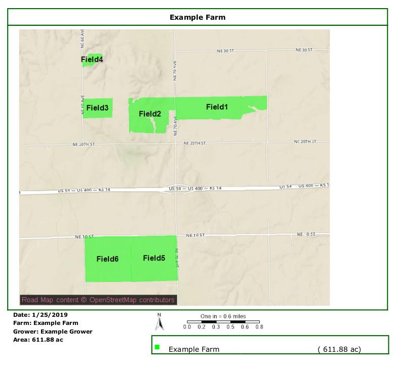 Farm & Field Maps: Farm Planning Made Simpler - Crop Quest