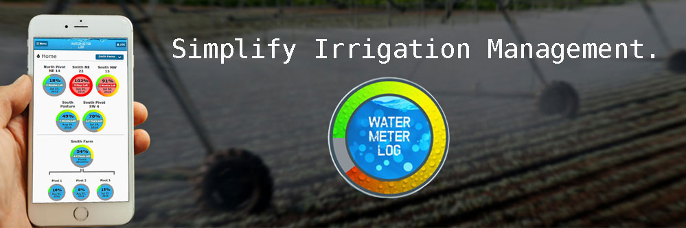 manage water use for large and small wells
