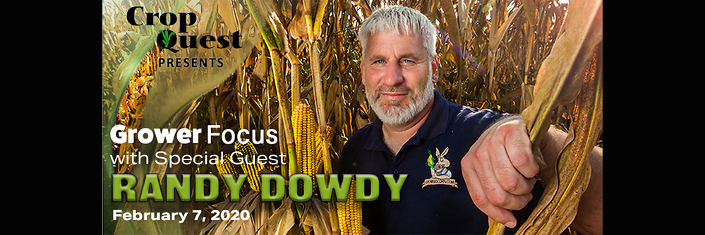 Randy Dowdy is coming to Dodge City, KS